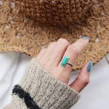 <b>Elegant Quality 925 Rings</b> Vintage Red Steel Jade Feather Ring ...