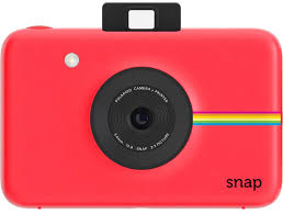 <b>Polaroid Snap</b>, <b>Red</b> фотокамера мгновенной печати — купить в ...