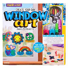 Buy Made By Me Create Your Own <b>Window Art</b>, Assorted <b>Colors</b> ...