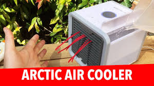 Arctic <b>Air Cooler</b> - Personal <b>Air conditioner</b> 'Review, Test, Unboxing ...