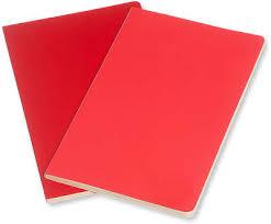 """<b>Блокнот Moleskine</b> """"<b>Volant</b>"""" Pocket, нелинованный, красный (2шт ..."""