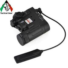 <b>Wadsn</b> element <b>Airsoft LED Flashlight</b> IR and Red Laser Tactical ...