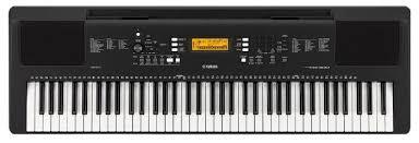 <b>Синтезатор YAMAHA PSR-EW300</b> — купить по выгодной цене на ...