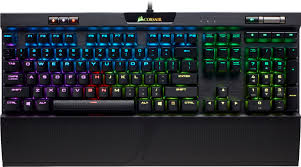 <b>CORSAIR Gaming K70 RGB</b> MK.2 RAPIDFIRE Mechanical Wired ...