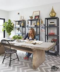 beautiful dining room office combination by hgtv designer genevieve garder this dining room easily beautiful dining room office