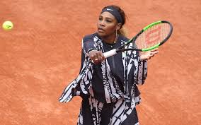 <b>French</b> Open <b>2019</b> sees Serena Williams' latest bold fashion choice