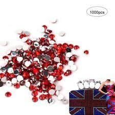 <b>Red</b> Crystal Jewellery Making Beads | eBay