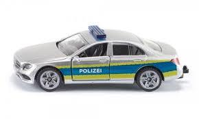Полицейская <b>машина Siku Mercedes-Benz E</b>-Class – Konik.ru ...