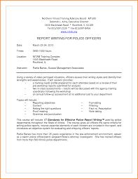 police report writing letter template word police report writing 44677718 png
