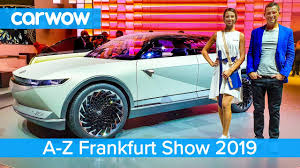 <b>Best new cars</b> coming 2020-2022 - my A-Z guide of the Frankfurt ...