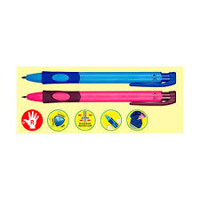 Набор <b>карандаш механический Stabilo</b> LeftRight для правшей ...