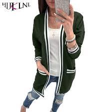 HIJKLNL Plus Size Poncho Women <b>Autumn Winter Long Sleeve</b> ...