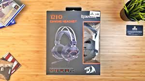 <b>Redragon Bio</b> H801 GAMING slušalice / super cena - UNBOXING u ...