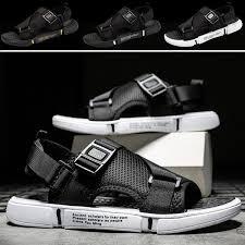 <b>Summer</b> Sandals for <b>Men</b> Fashion Casual Sneakers <b>Breathable</b> ...