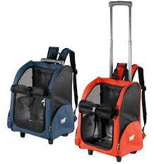 Сумка-<b>переноска</b> для собак <b>Ferplast</b> Trolley на колесиках с ...