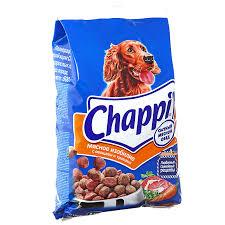 <b>Сухой корм</b> для собак <b>Chappi</b> мясное ассорти, 600 г | Магнит ...