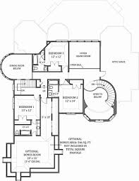 Hennessey House   Bedrooms and Baths   The House Designers nd Floor Plan