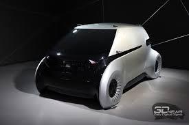CES 2019: Концепт-робомобиль Hyundai <b>Mobis</b> с системой ...