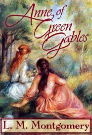 Image result for Anne of Green Gables book image