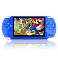 <b>PSP High Definition Handheld</b> Game Machine X6 8GB ,with 4.3 inch ...