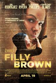 Filly Brown [2012] [Dvdrip] [Latino]