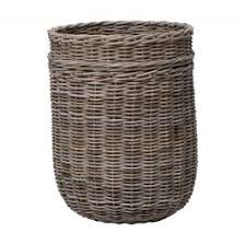 <b>Kubu</b> Storage Table in Rattan Grey