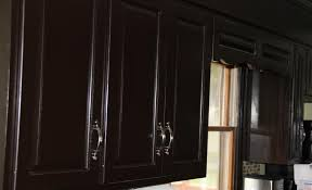 cabinets black gel stain
