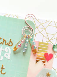 safety pin papers