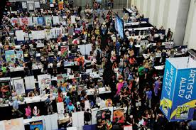 Image result for artist alley images