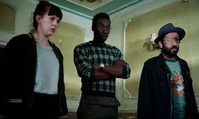 Becky, Ian and Wilson