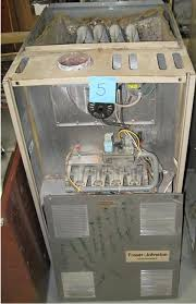 installation and service manuals for heating heat pump and air fraser johnson furnaces information
