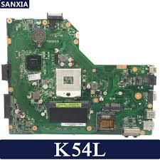 KEFU K54L Laptop motherboard <b>for ASUS</b> K54L <b>K54LY X54H</b> ...
