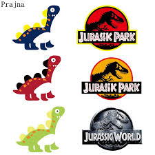 <b>Prajna Jurassic park</b> Heat Transfers <b>Jurassic World</b> Park <b>Patches</b> ...