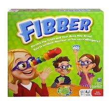 <b>Spin Master Fibber</b> Board <b>Game</b>