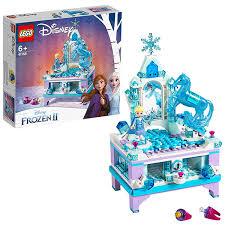 <b>Lego Disney</b> Princesses Elsa's Jewellery Box, Лего Принцессы ...