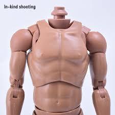 Toys & Hobbies 24.5CM <b>1/6 Scale Male</b>/<b>Man</b> Body Action Figure V8 ...