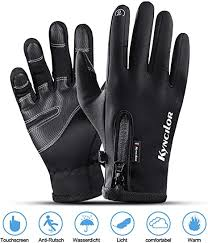 Gloves Warm Cycling <b>Winter Waterproof Touchscreen</b> Sports Bike ...