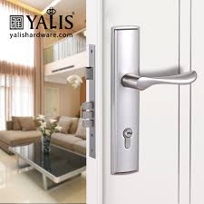A9137 Front Door Entrance Handle Lock Type Satin Nickel And Plating 02