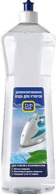 <b>Деионизированная вода</b> Top House 391268 для утюгов с ...