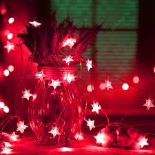 Star String Light <b>100LED</b> Fairy Christmas Party Wedding Decoration ...