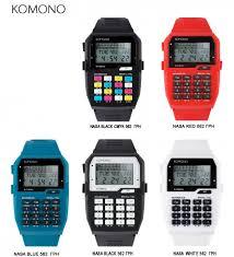 Встречайте! Новые <b>часы</b> в стиле ретро-футуризма от <b>KOMONO</b> ...