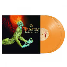 <b>ASCENDANCY</b> VINYL (ORANGE <b>2</b> LP) – <b>Trivium</b>