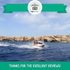 <b>Jet ski</b> with Alberto! - Review of <b>Bigfoot</b> Menorca, Ciutadella, Spain ...