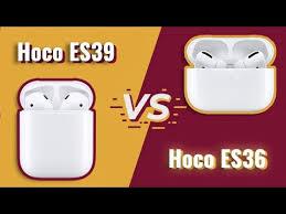 Оригинальные реплики? - <b>Hoco</b> ES36, ES39 - YouTube
