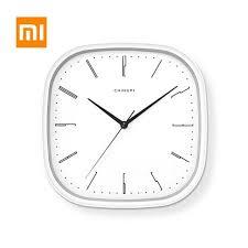 <b>Настенные часы</b> Xiaomi Youpin Mijia, простые Стильные ...