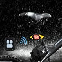 wireless <b>bicycle turn</b> signal <b>lights</b>
