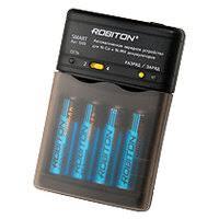 «<b>Зарядное устройство ROBITON Smart</b> S800» — Зарядные ...