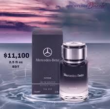 Perfume Dazzle - <b>Mercedes</b>-<b>Benz Intense</b> 2.5 fl oz EDT-Men...