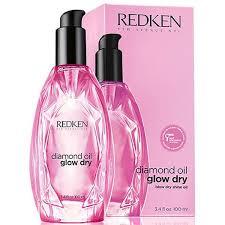 <b>Redken Diamond Oil Glow</b> Dry Blow Dry Shine Oil 100ml – Oz Hair ...