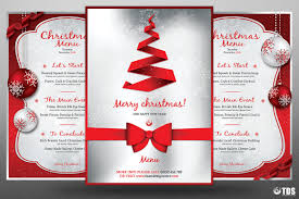 christmas menu template v4 by thats design store thehungryjpeg com